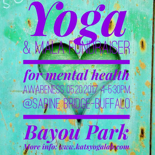 Yoga & mala crowdfunding for yoga therapy workbook