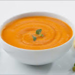 sweet potatoe bisque